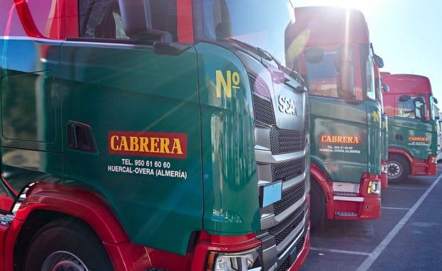 Cabrera transportes